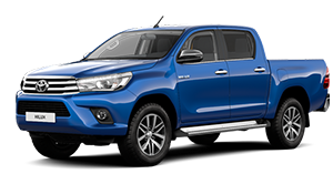 Toyota Hilux - Concessionario Toyota a Viterbo Viale Diaz