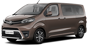Toyota Proace Verso - Concessionario Toyota a Viterbo Viale Diaz