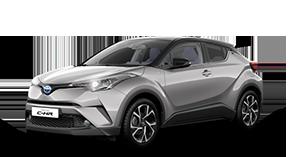 Toyota C-HR - Concessionario Toyota a Viterbo Viale Diaz