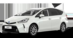 Toyota Prius+ - Concessionario Toyota a Viterbo Viale Diaz