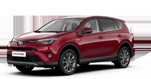 Toyota RAV4 - Concessionario Toyota a Viterbo Viale Diaz