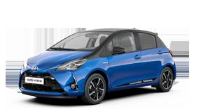 Toyota Yaris - Concessionario Toyota a Viterbo Viale Diaz