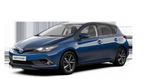 Toyota Auris - Concessionario Toyota a Viterbo Viale Diaz
